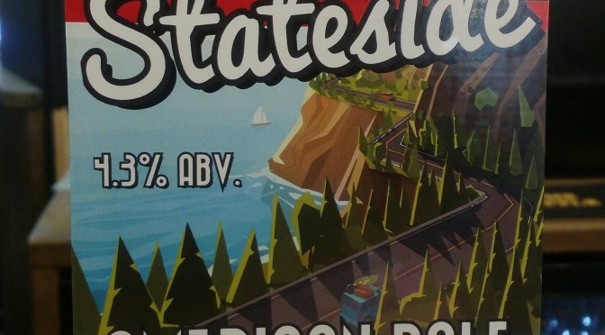 Stateside American Pale Ale – Summer Wine Brewing Co.