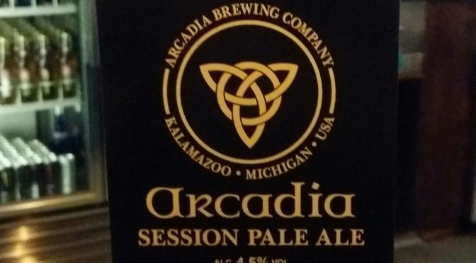 Arcadia Session Pale Ale – Everards (Arcadia) Brewery