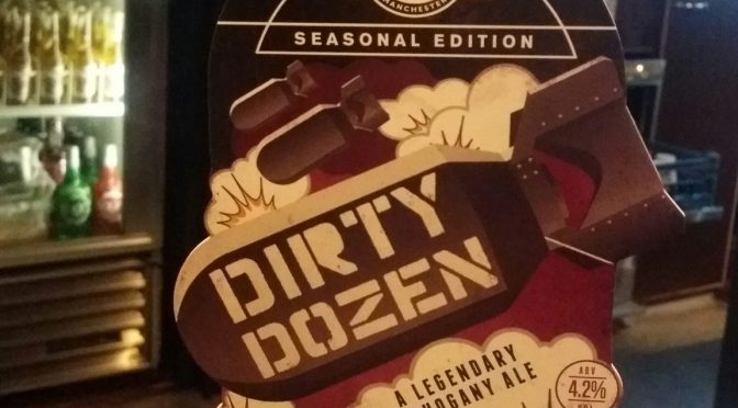 Dirty Dozen – J. W. Lees Brewery