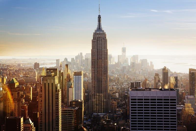 Le plus beau paysage du monde -New York Empire State Building et The Big Apple