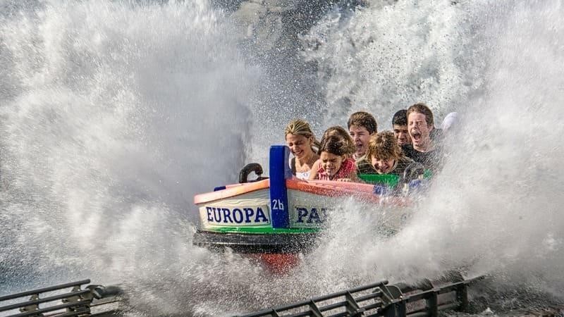meilleur parc du monde - europa park