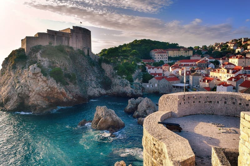 voilier - côtes Croatie