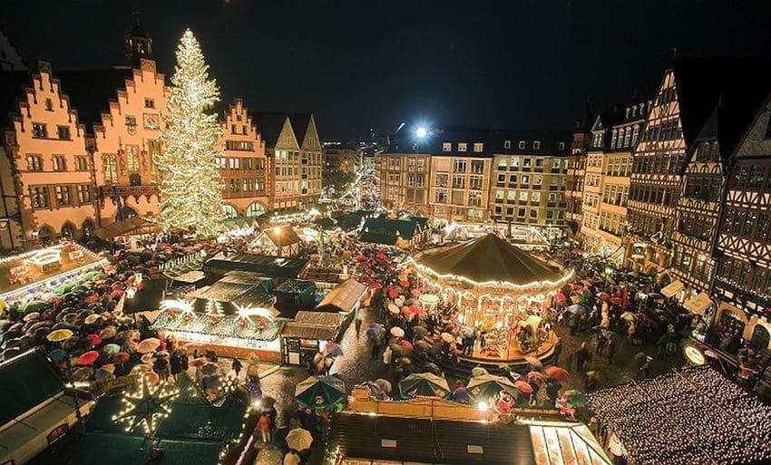 partir pour Noel - marché de Noel de Strasbourg