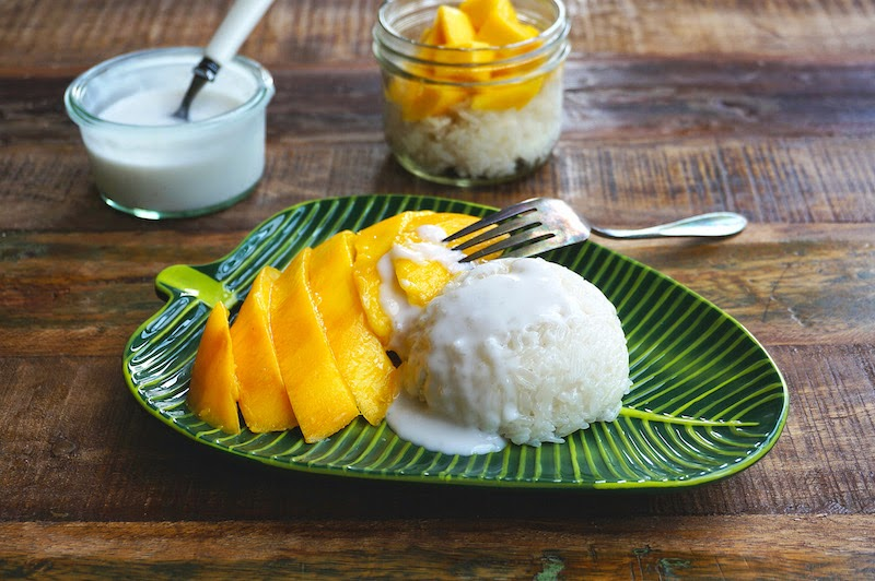 khao-niao - spécialité thailandaise