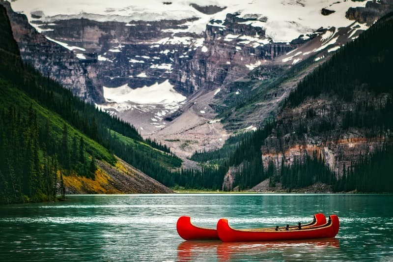 Lake Louise - lac louise - que faire au canada