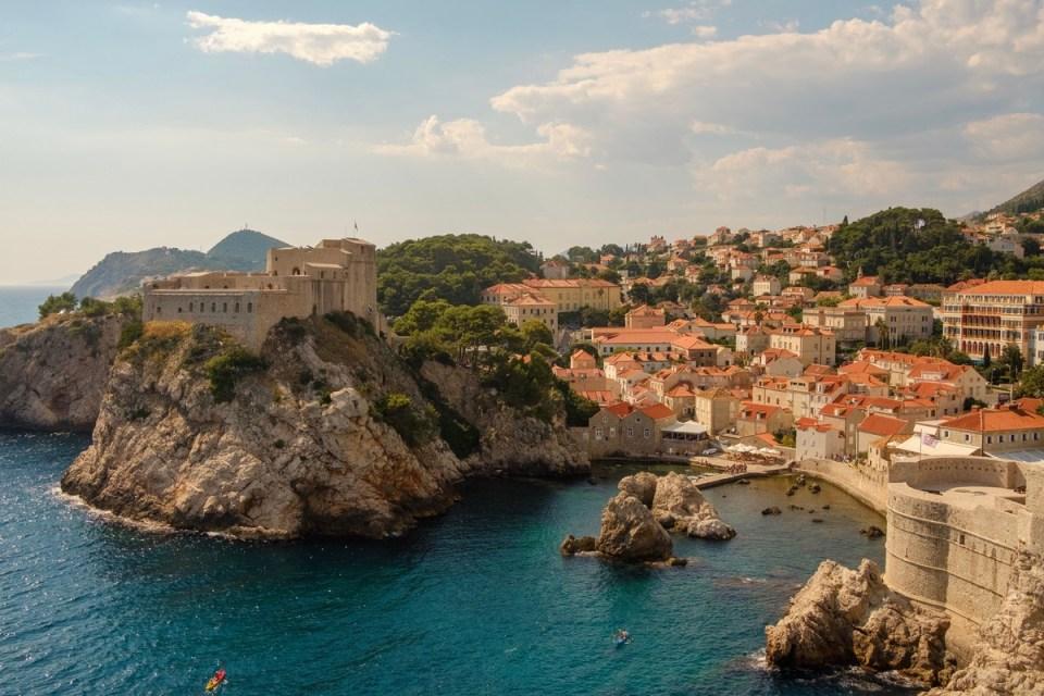 voyage de noces pas cher - croatie
