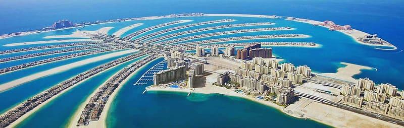 ou partir en avril - Dubai Palm Island