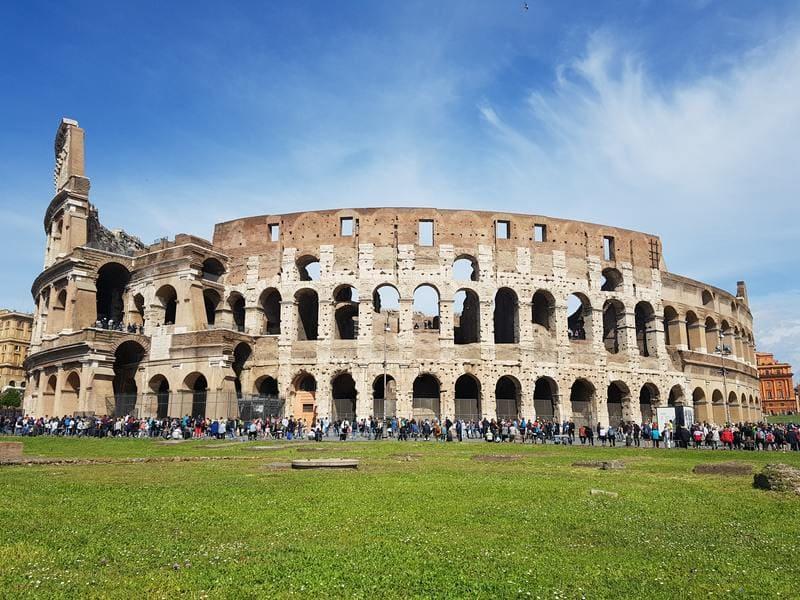 ou partir en mai - Colisée Rome