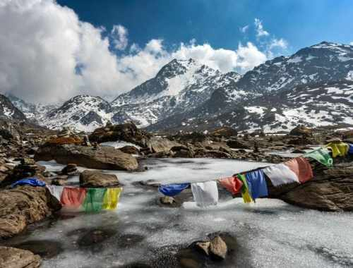 trek au Nepal - paysage du Nepal