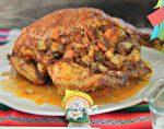 Pollo al horno 3 mexican
