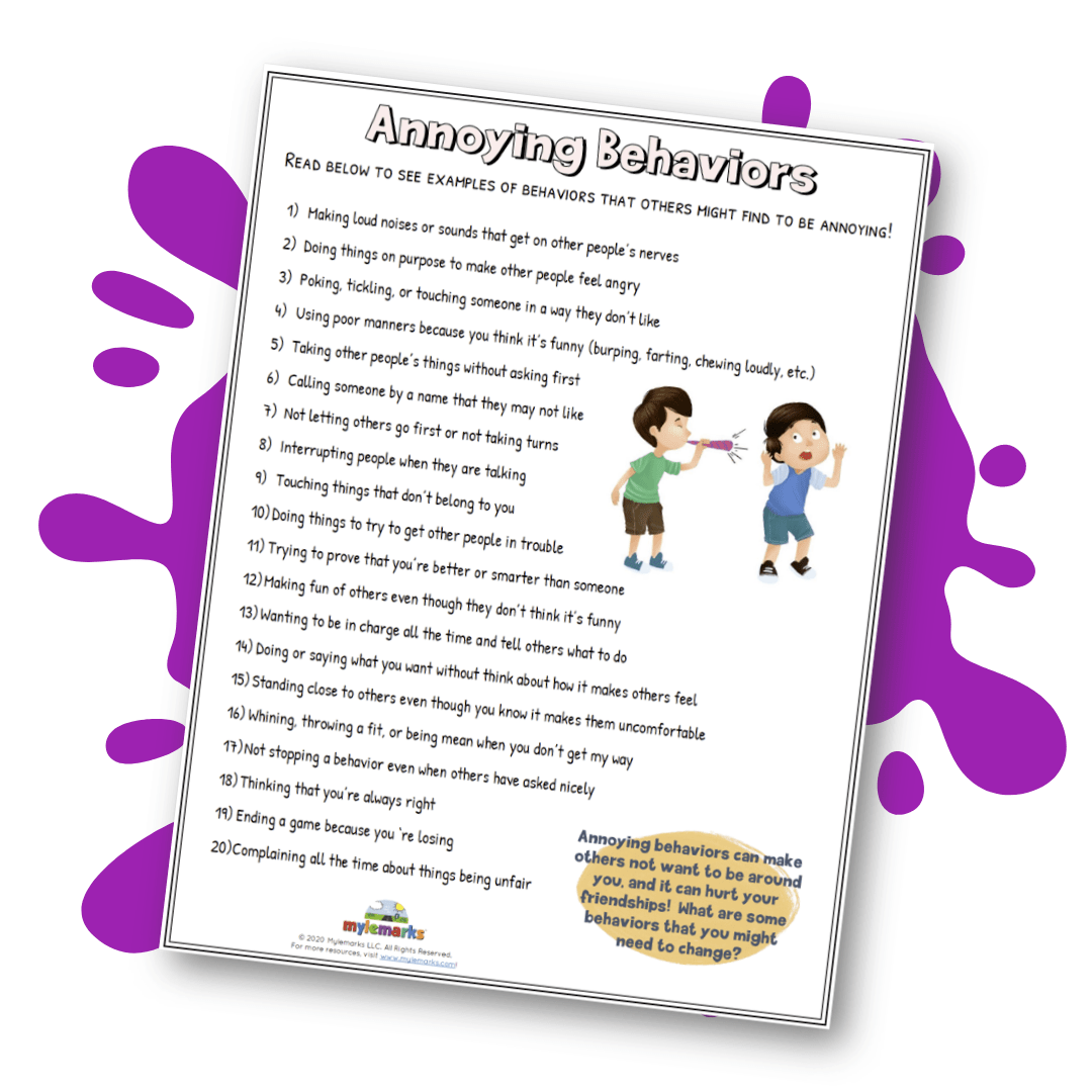 Mylemarks Therapy Resources For Kids And Teens