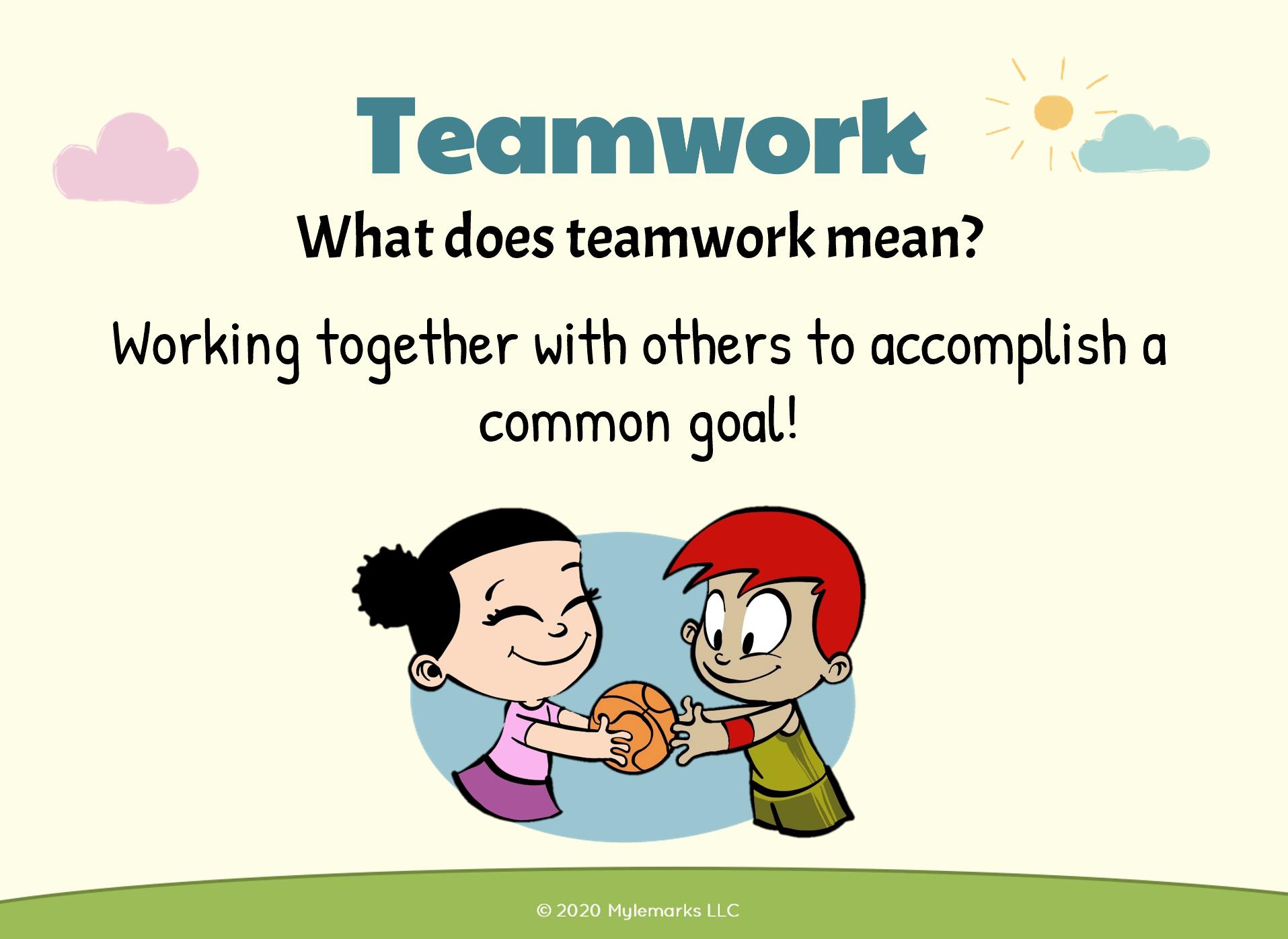 Teamwork Classpak
