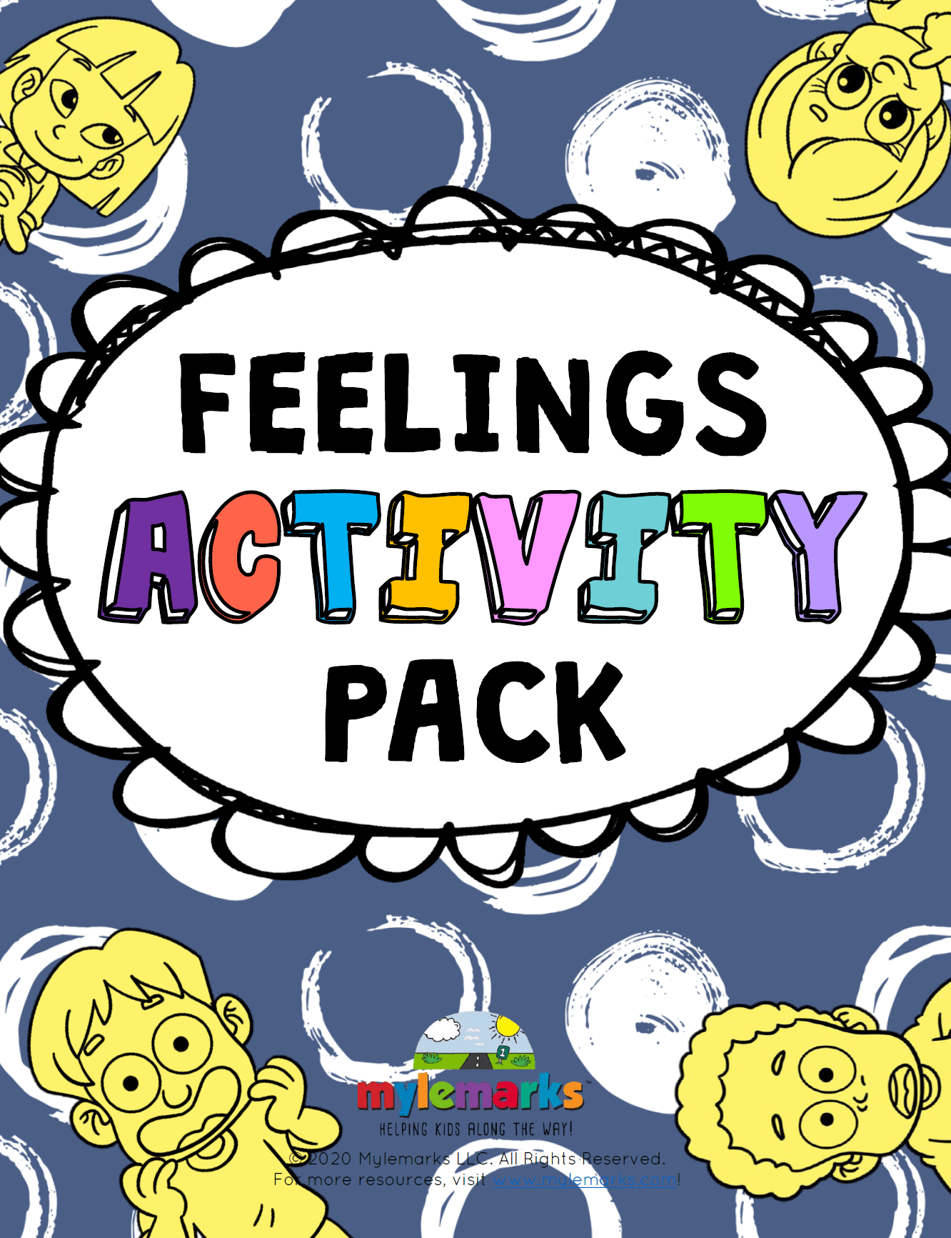 Feelings Activity Pack