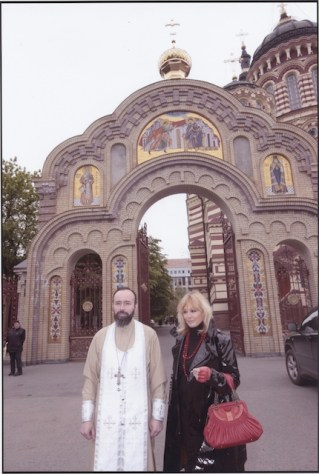 Eglise de Kharkov