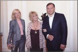 Le maire de Karkov et sa femme