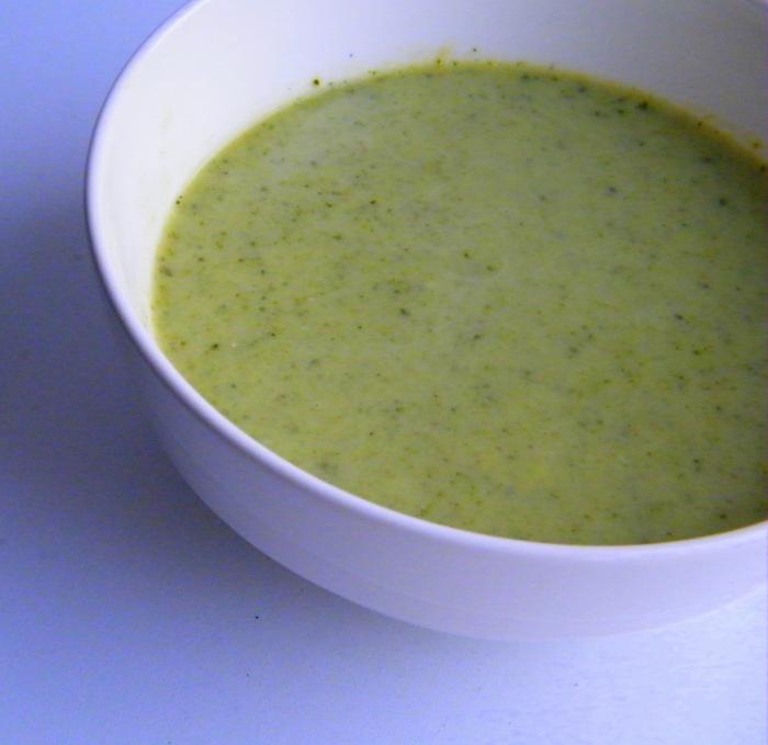 soep met kookroom