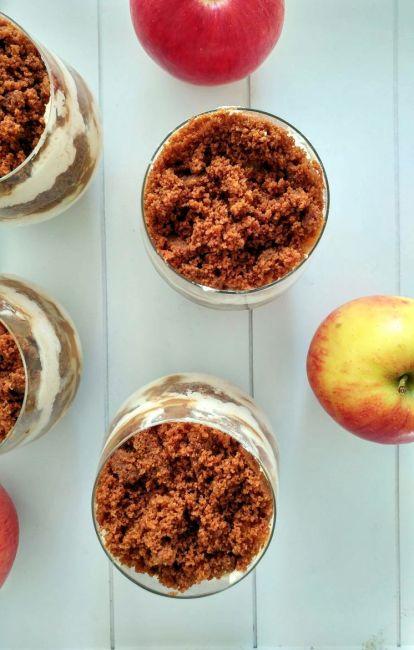 herfst trifle