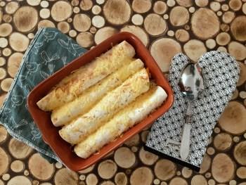 maaltijdwraps met pittige kip