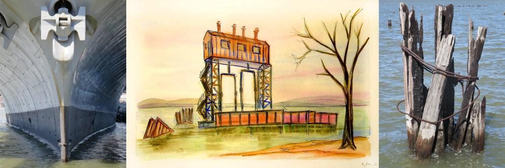 Rusting Viaduct