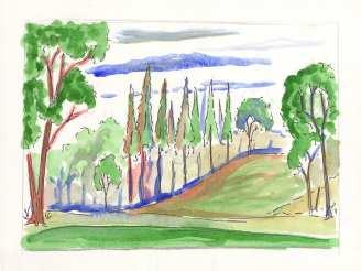 7-16-2014 arboretum of ann arbor michigan