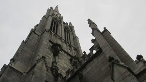Grace Church steeple