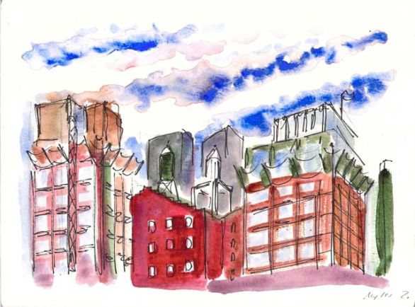 High Line & 19th