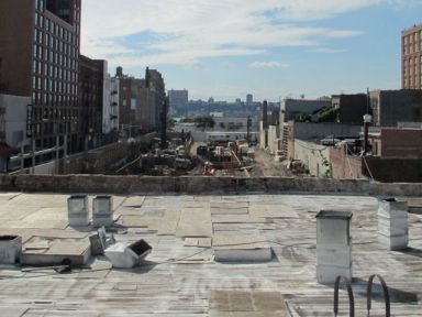 Gentrification at West 28th Street
