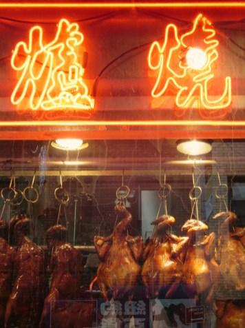 Butcher on Mott Street