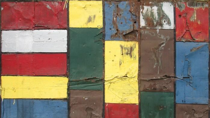 Mondrian in Chinatown