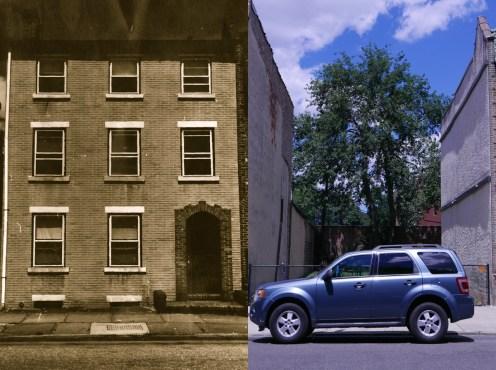 45 Bleecker Street (demolished by Rutgers University)