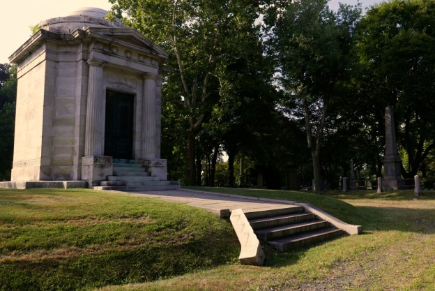 Ward Family Tomb