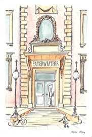 Fayerweather Hall (History Dep't)
