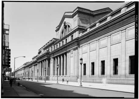 South Facade toward Northwest in 1962 by Cervin Robinson