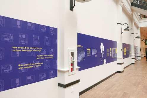 Exhibit Installation