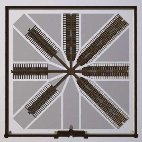 Three-dimensional floor plan