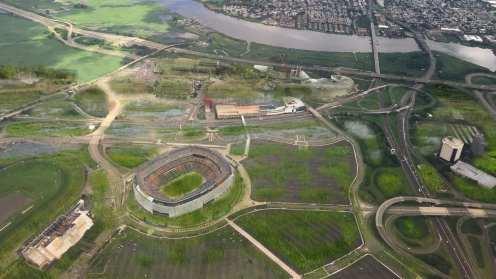 Future Meadowlands Sports Complex