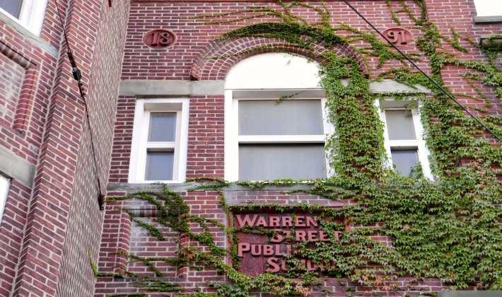 Warren Street School Demolition 22