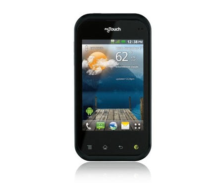 T-mobile LG myTouch Q User Manual / Guide