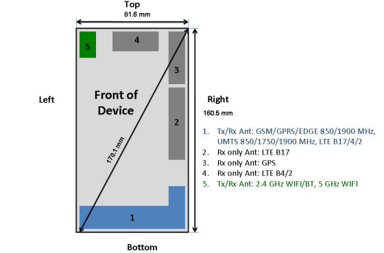 LG D959, LG G Flex for T-mobile appears on the FCC