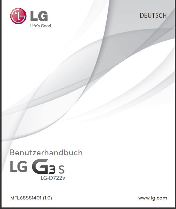 European LG G3 Mini (Model: D722) to be launched as LG G3 S