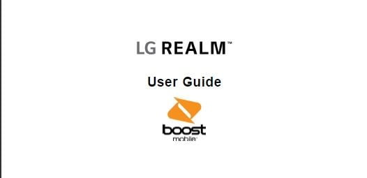 i835 Boost Mobile Phone User's Guide