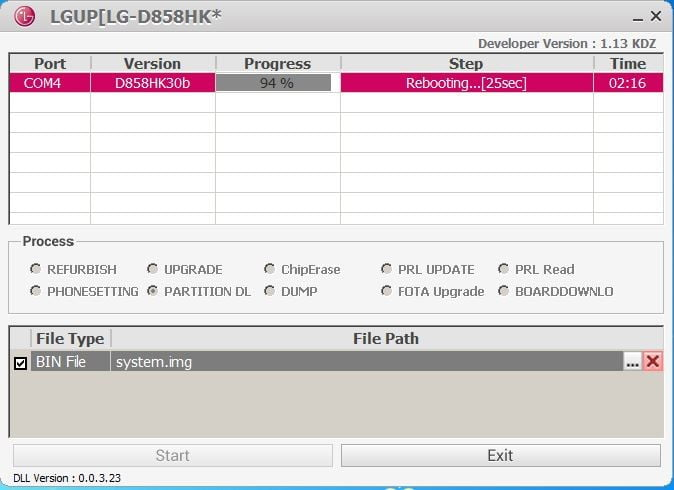 List of LG G6 Stock Firmware Collections - Restore LG G6 back to Stock