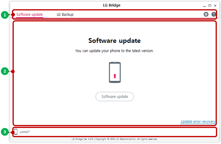 LG Bridge Supported devices – How to fix LG Bridge issues