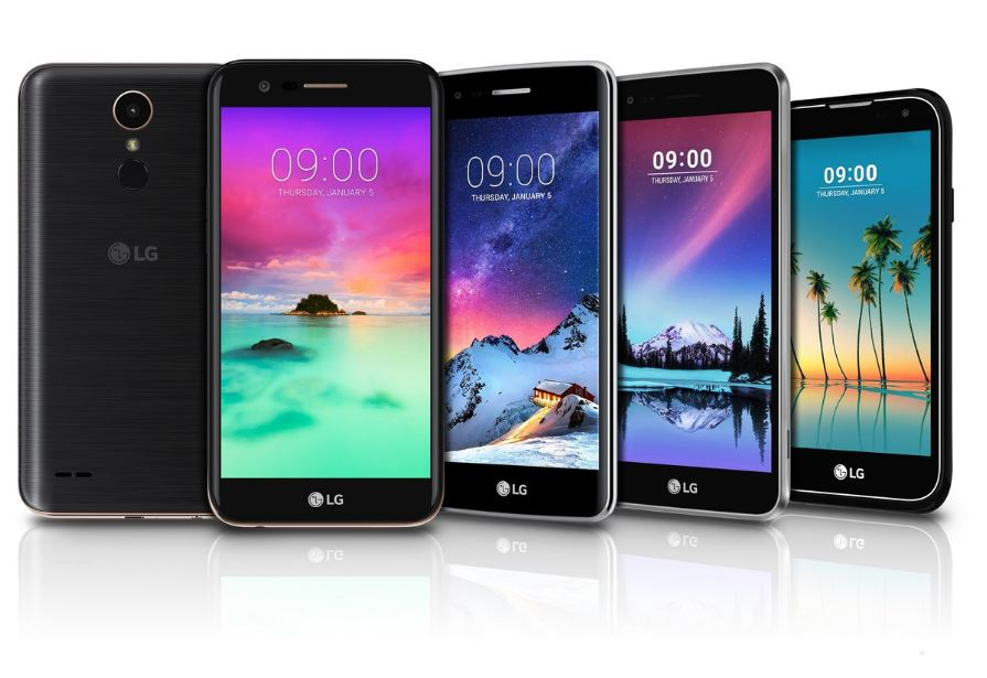 Lots of LG phones with MTK Soc received Security Update