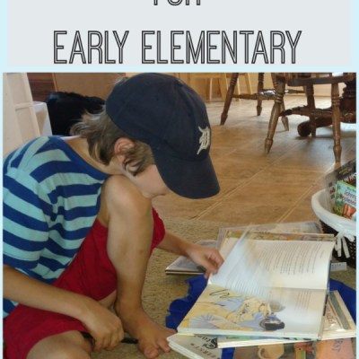 Silent Reading for Early Elementary