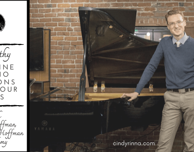 Noteworthy Online Piano Lessons for Your Kids with Joseph Hoffman, Founder of Hoffman Academy