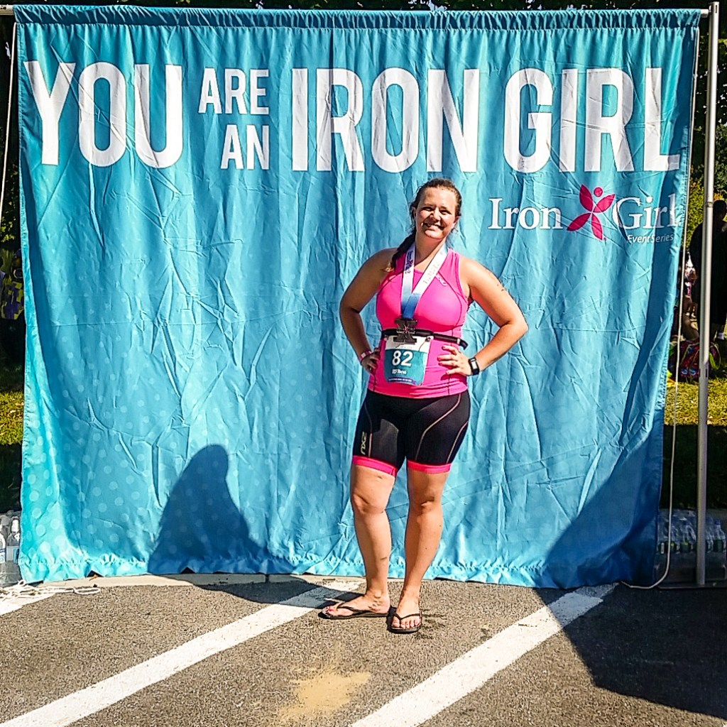 iron girl columbia triathlon