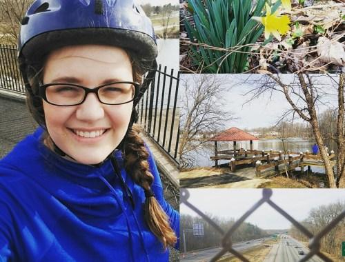 Lake Elkhorn Columbia Bike Ride