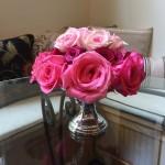 Simple Flower Arrangement: Ombre
