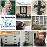 My Home Style: Vintage, Cozy, Farmhouse